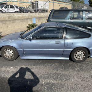 Honda Crx Si for Sale in Escondido, CA