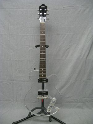 Yamaha Plexiglass See-through Body Custom Made Electric Guitar for Sale in Los Angeles, CA