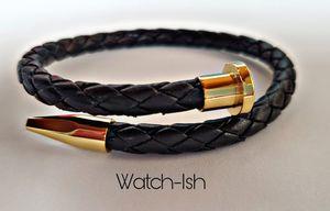 Mens adjustable Nail bracelet for Sale in Revere, MA