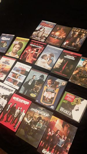 Movies 5 each , for all 30 for Sale in Bakersfield, CA