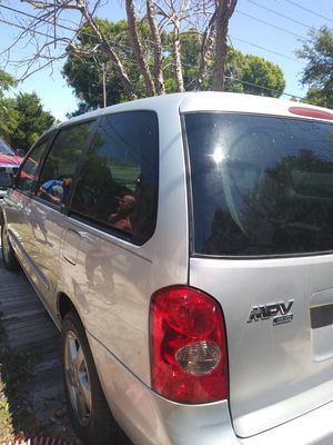 Parting out 2002 mazda mpv for Sale in Saint Petersburg, FL
