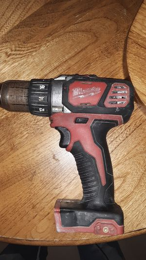 Milwaukee 1/2 inch drill driver bare tool for Sale in Lubbock, TX