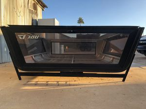 ARE truck camper shell with work rack like new for Sale in Gilbert, AZ