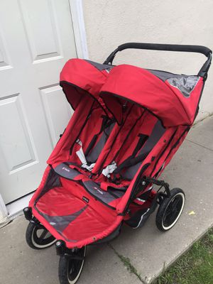 TWIN STROLLER PHIL AND TED for Sale in Torrance, CA
