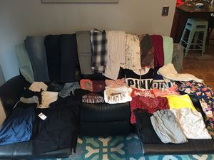 Bag of Women's clothes (sizes sm and md...6 & 8) for Sale in Bridgewater, MA