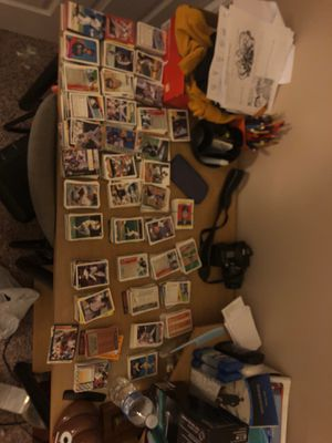 Baseball cards for Sale in Chantilly, VA