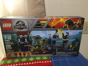 New jurassic world lego for Sale in La Vergne, TN