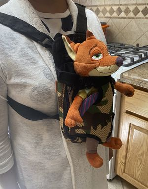 Front carry dog carrier for Sale in Lompoc, CA