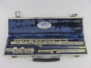 Normady Silver Toned Flute W/ Case for Sale in Orlando, FL