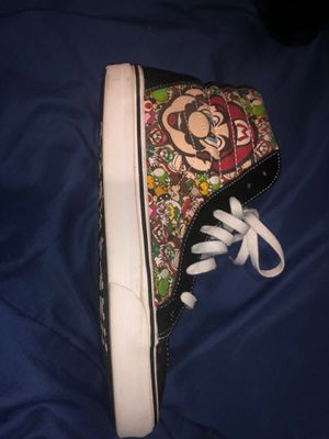 Game over Mario vans for Sale in Washington, DC