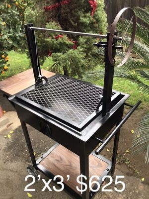 Custom built bbq grills NEW PRICES!!! (Check description) for Sale in Ripon, CA