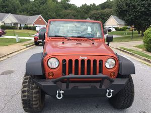 Beautiful 2009 Jeep Wrangler for Sale in Lawrenceville, GA