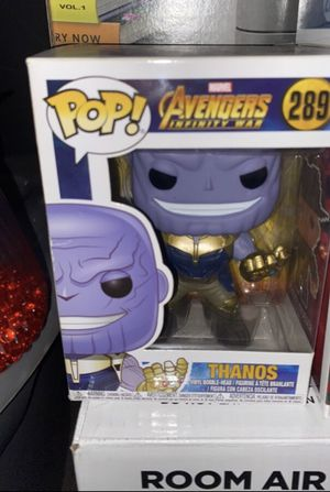 Thanos Pop for Sale in South Hempstead, NY