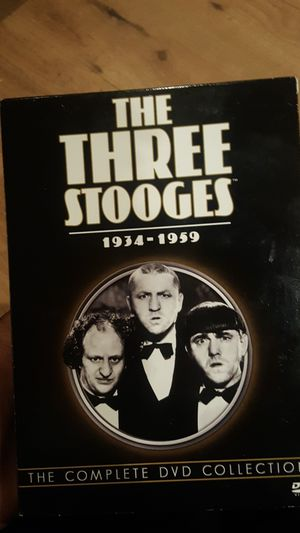 three stooges complete tv series for Sale in Fontana, CA