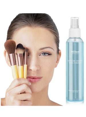 150ml Makeup Brush Cleaner Spray No-washing Wipeout Makeup Brush Cleaner Deep Clean Quick Dry Makeup Brush Cleaning for Sale in Daly City, CA