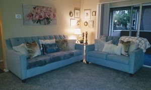 Sofa & Love Seat for Sale in San Ramon, CA