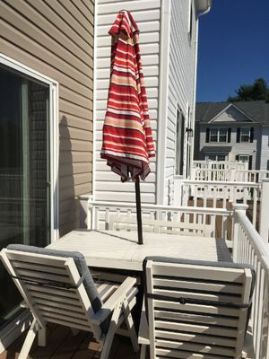 Ikea patio furniture for Sale in Germantown, MD
