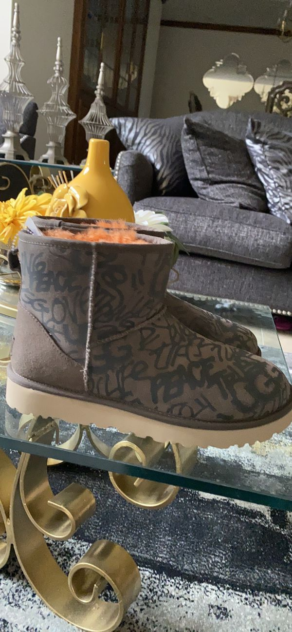 Woman ankle boots UGG