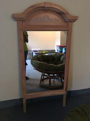 Dresser with Mirror for Sale in Atlanta, GA