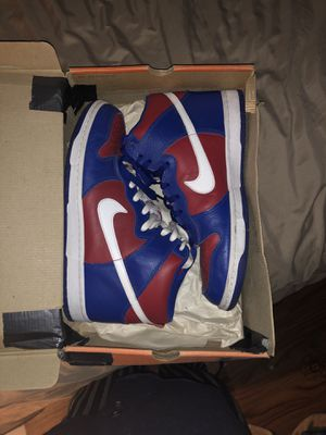 Nike dunk high 2000s release sz 11 for Sale in West Melbourne, FL