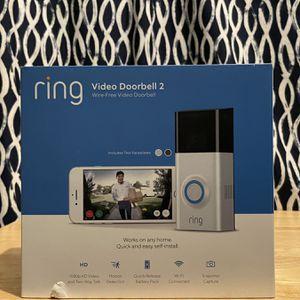 Ring Video Door Bell 2 for Sale in Los Angeles, CA