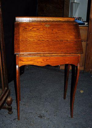 Antique secretary desk for Sale in Ridgefield, WA