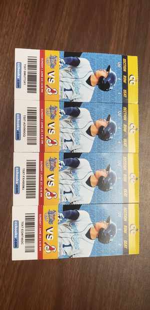 Corpus Christ Hooks tickets for Sale in Victoria, TX