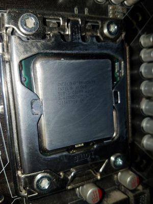 CPU Intel xeon X5650 6c 12t lga 1366 for Sale in Beaverton, OR
