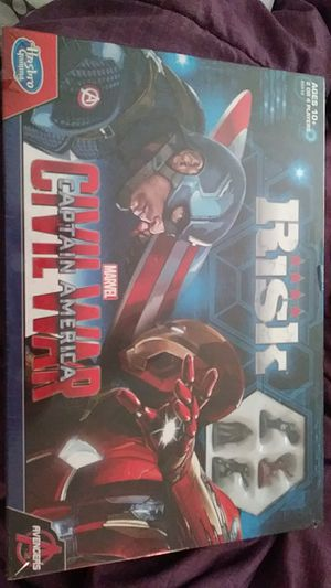 Risk Captain America Civil War for Sale in North Miami, FL