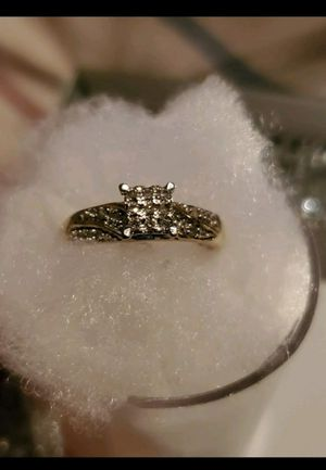10k Gold 3/8 Diamond Engagement Ring for Sale in Columbia, SC