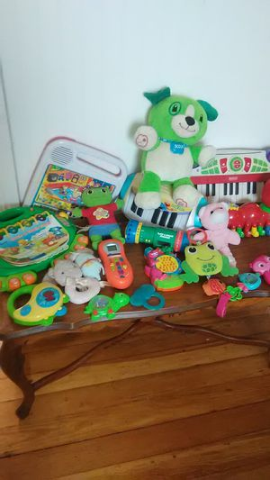 Various learning toys for newborn on up. Make an offer or get the bundle for s great deal! for Sale in Hastings, NE