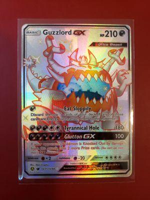 Pokemon Hidden Fates Shiny Guzzlord GX - Pack Fresh for Sale in Hacienda Heights, CA