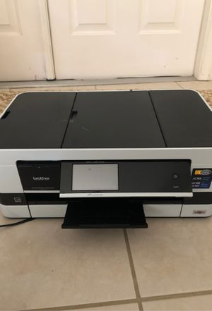 brother color printer Business smart series MFC J45100w for Sale in Palm Beach Gardens, FL