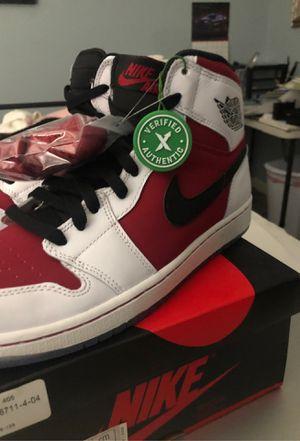 Nike Air Jordan 1 High OG Carmine 9.5 for Sale in Marion, IL