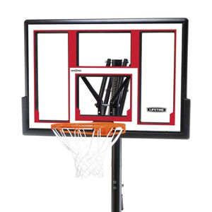 "48"" Adjustable Portable Basketball Hoop New for Sale in Orlando, FL"