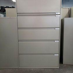 Just in! 5 Door Vertical Filing Cabinet for Sale in Portland,  OR