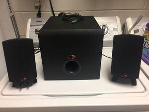 Klipsch Promedia 2.1 THX computer speakers for Sale in Orlando, FL