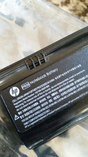 TWO HP PROBOOK LAPTOP COMPUTER BATTERY OEM HP Battery PR06 633805-001 for HP Probook 4530s 4330s 4430s 4440S 4540S for Sale in Rancho Cucamonga, CA