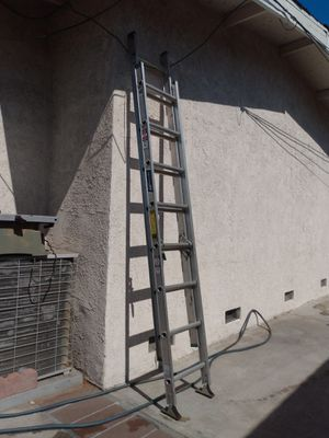 16 ft aluminum ladder like new for Sale in El Monte, CA