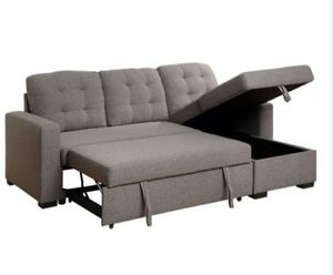 Sectional with sleeper for Sale in Fullerton, CA