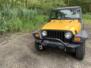 2003 Jeep Wrangler NO FRAME RUST for Sale in Trumbull, CT
