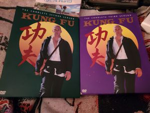 Kung Fu Season 1&2 DVD Collection for Sale in Memphis, TN