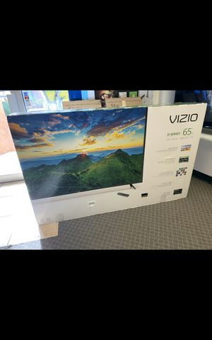 65 led smart 4k HDTV like new in box comes with 6 month warranty Ask us about our different $$$$$$$ options for Sale in Phoenix, AZ