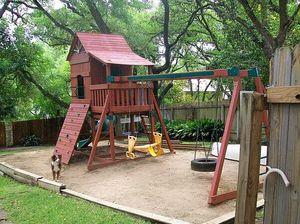 Backyard Adventures Out Door Play-Set for Sale in San Antonio, TX
