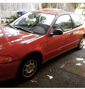 1995 vx hatchback Honda for Sale in Falls Church, VA