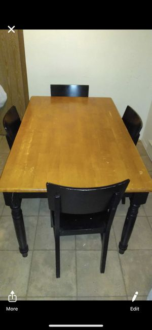 Kitchen table for Sale in Sidney, MT
