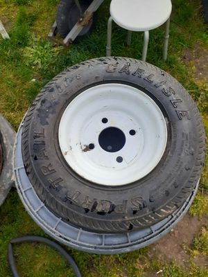 Small trailer tire for Sale in Federal Way, WA