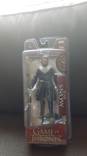 Game Of Thrones Action Figure for Sale in Raleigh, NC