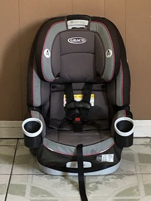 GRACO 4EVER CONVERTIBLE CAR SEAT 4 in 1 for Sale in Jurupa Valley, CA
