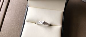 Gold diamond ring Liftman jewelry for Sale in Shelley, ID